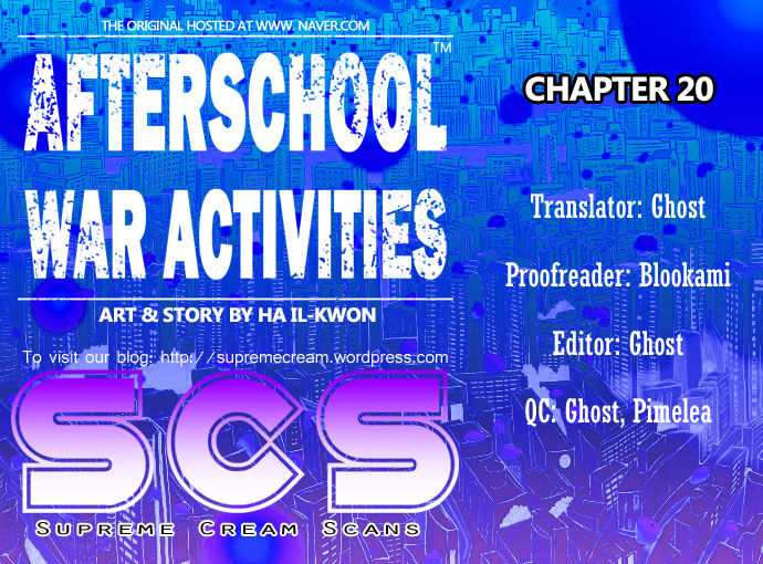 Afterschool Military Activity 20 Page 1
