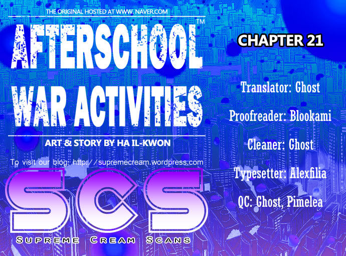 Afterschool Military Activity 21 Page 1