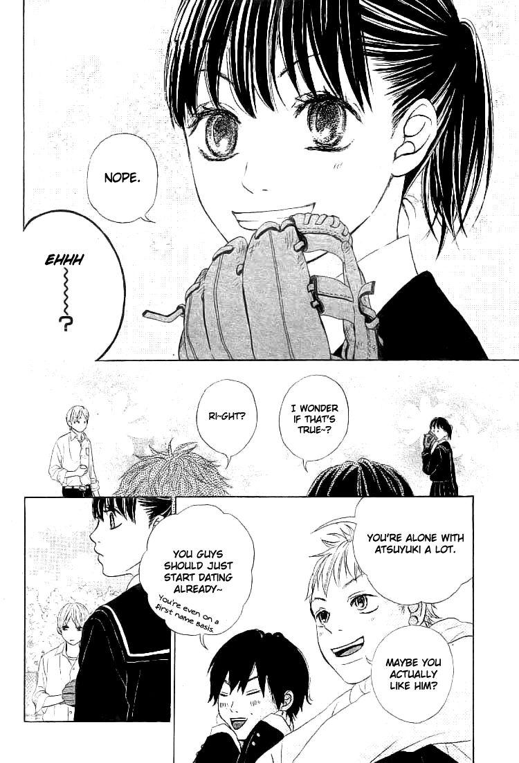 4-gatsu no Hina 1 Page 5