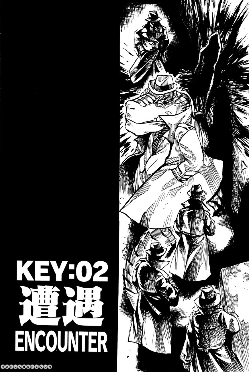 Keyman: The Hand of Judgement 2 Page 4