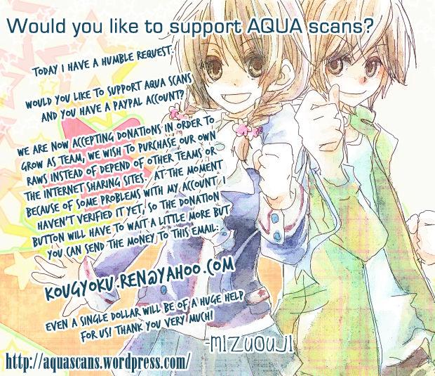 Ginzatoushi to Kuro no Yousei - Sugar Apple Fairytale 3 Page 1