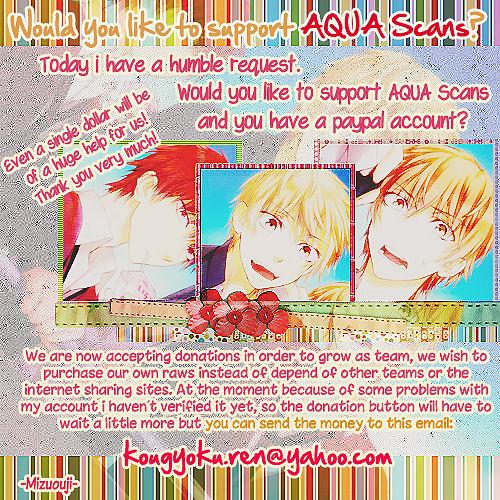 Ginzatoushi to Kuro no Yousei - Sugar Apple Fairytale 6 Page 1