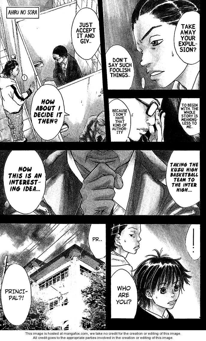 Ahiru no Sora 23 Page 3