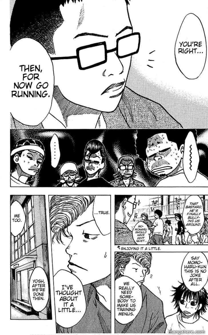 Ahiru no Sora 24 Page 4