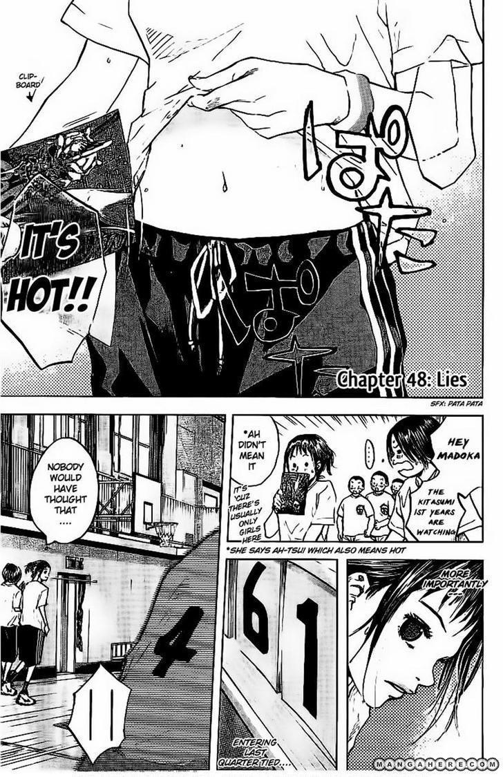 Ahiru no Sora 48 Page 1