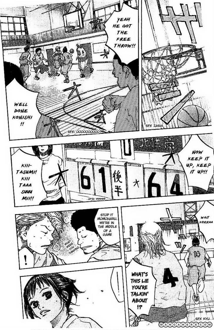 Ahiru no Sora 49 Page 2
