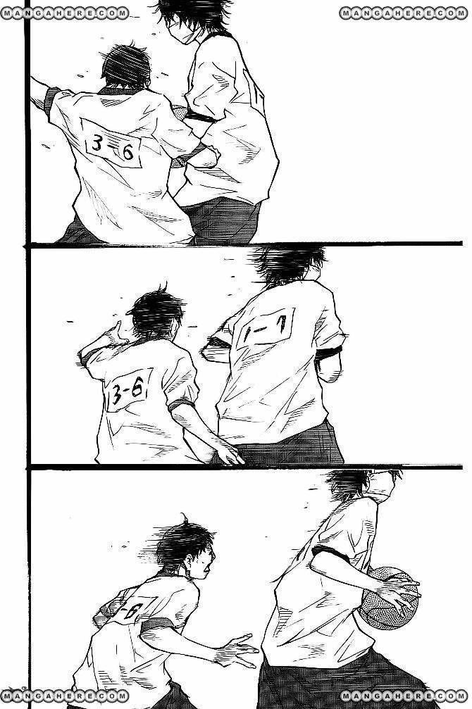 Ahiru no Sora 60 Page 4