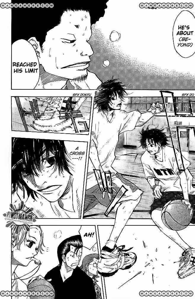 Ahiru no Sora 65 Page 4