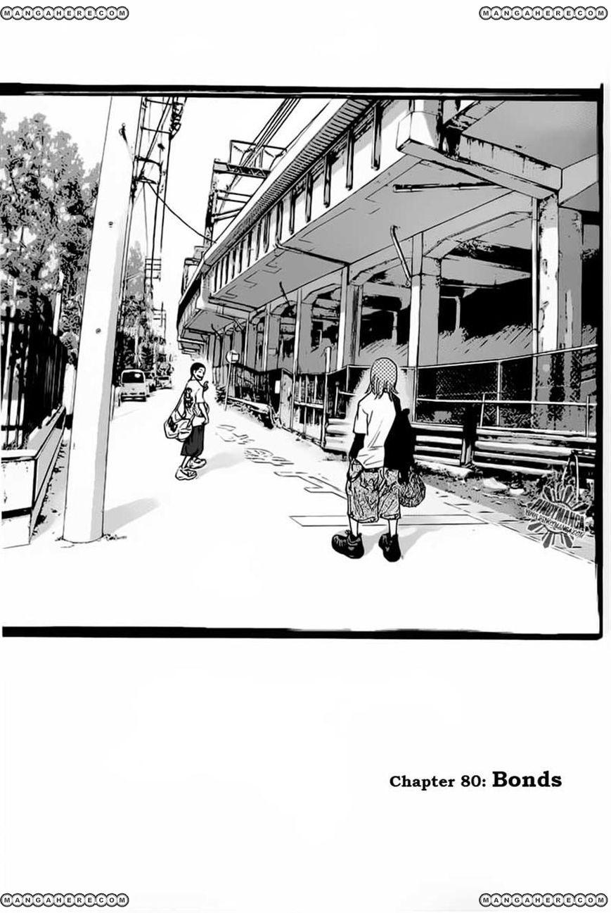 Ahiru no Sora 80 Page 1