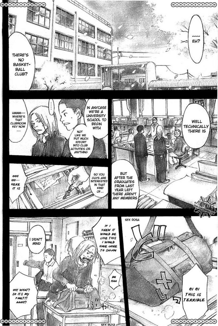 Ahiru no Sora 80 Page 2