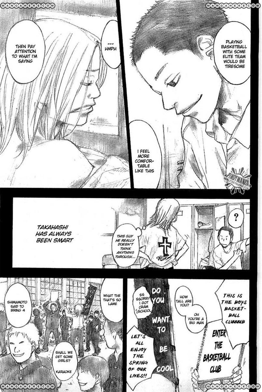 Ahiru no Sora 80 Page 3
