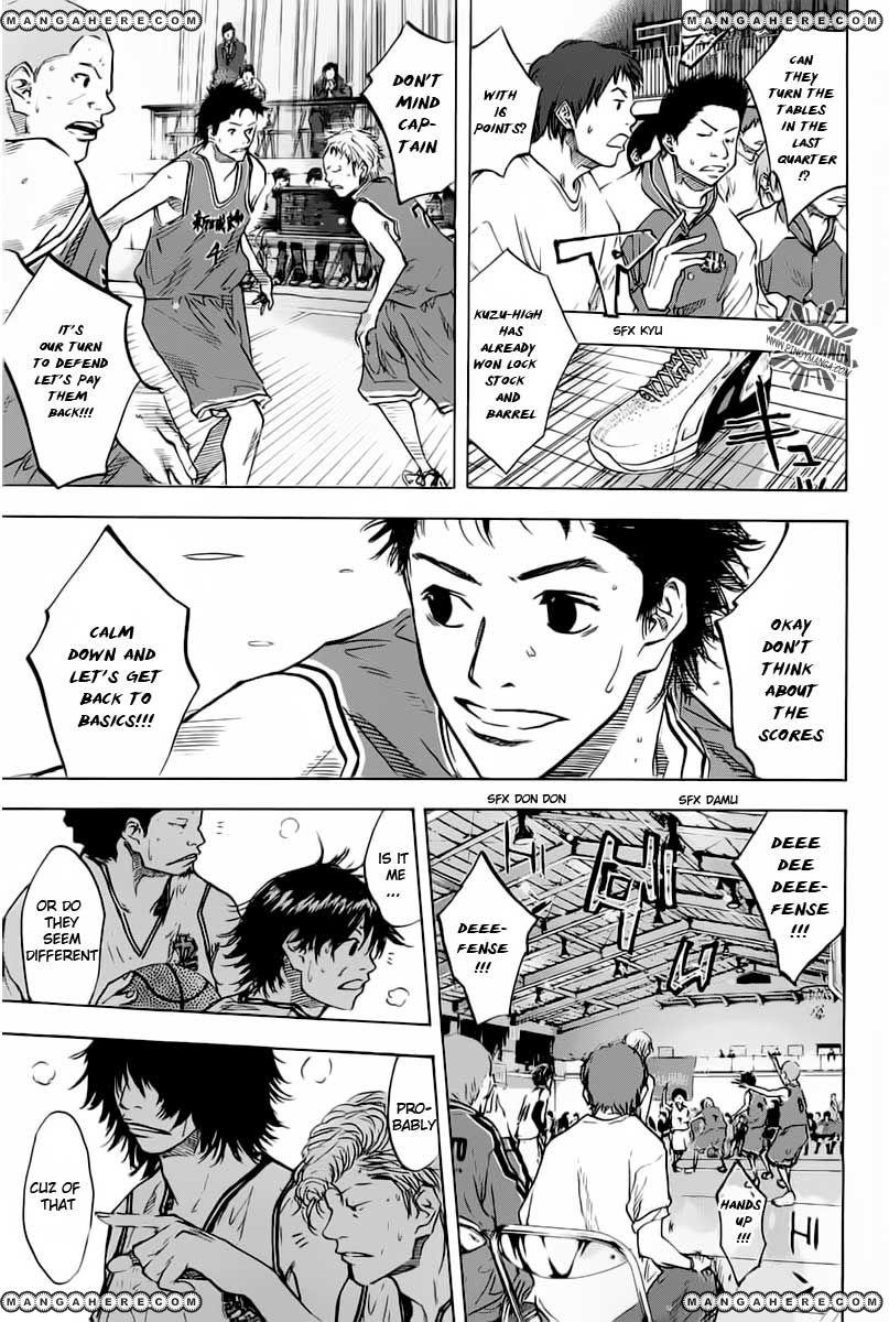 Ahiru no Sora 81 Page 4
