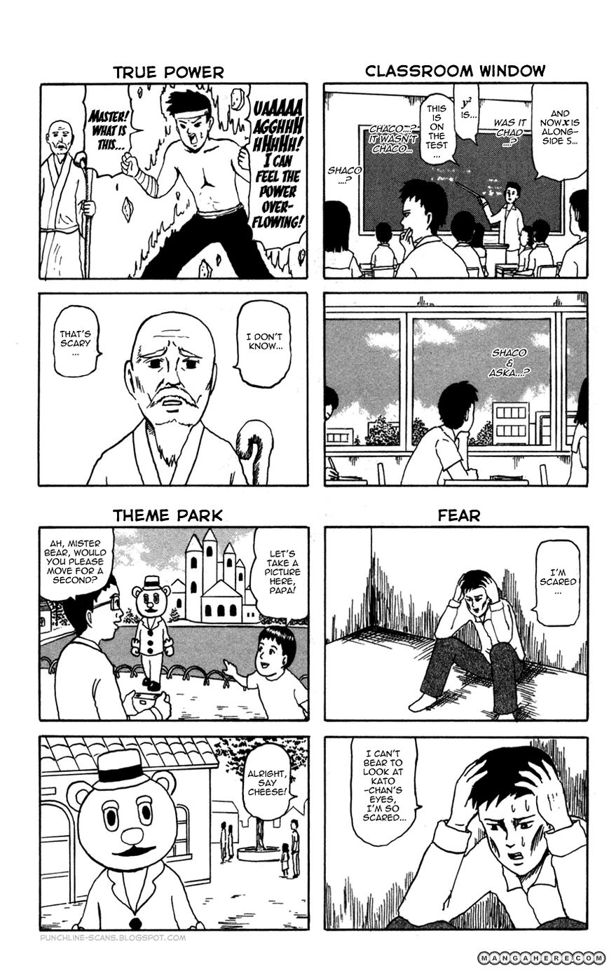 Gyagu Manga Biyori 146 Page 3