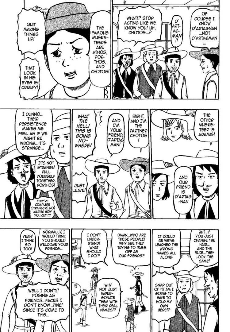 Gyagu Manga Biyori 169 Page 3