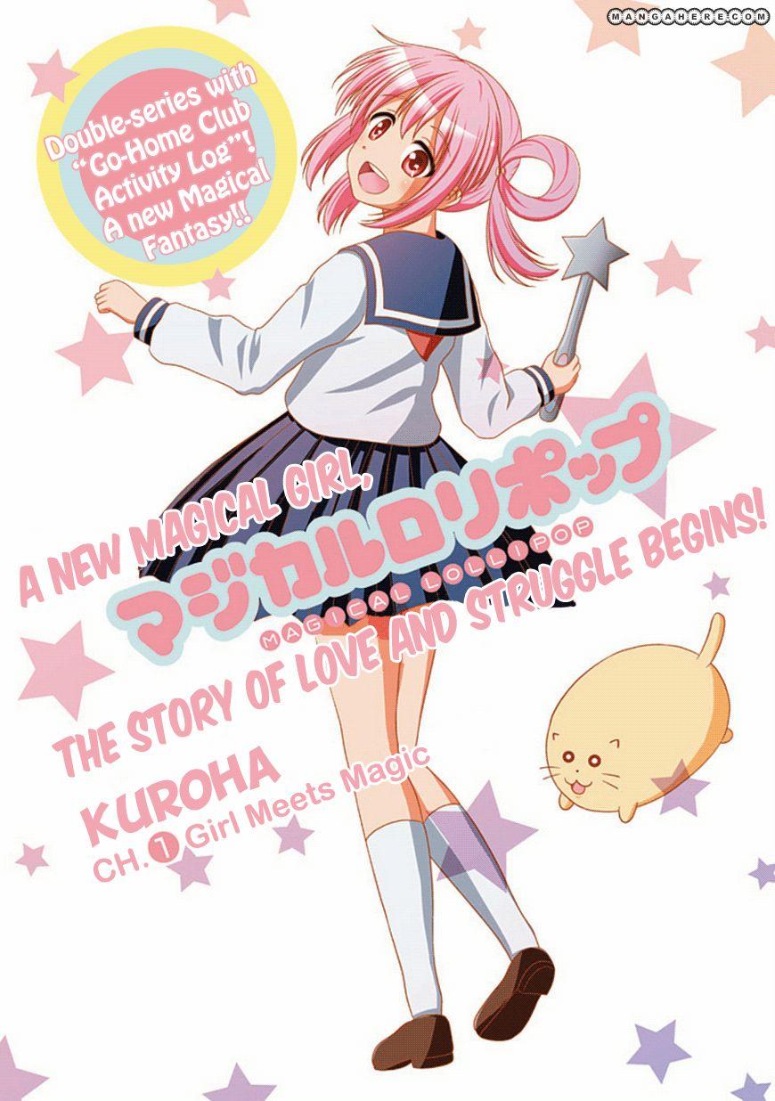 Magical Lollipop 1 Page 2