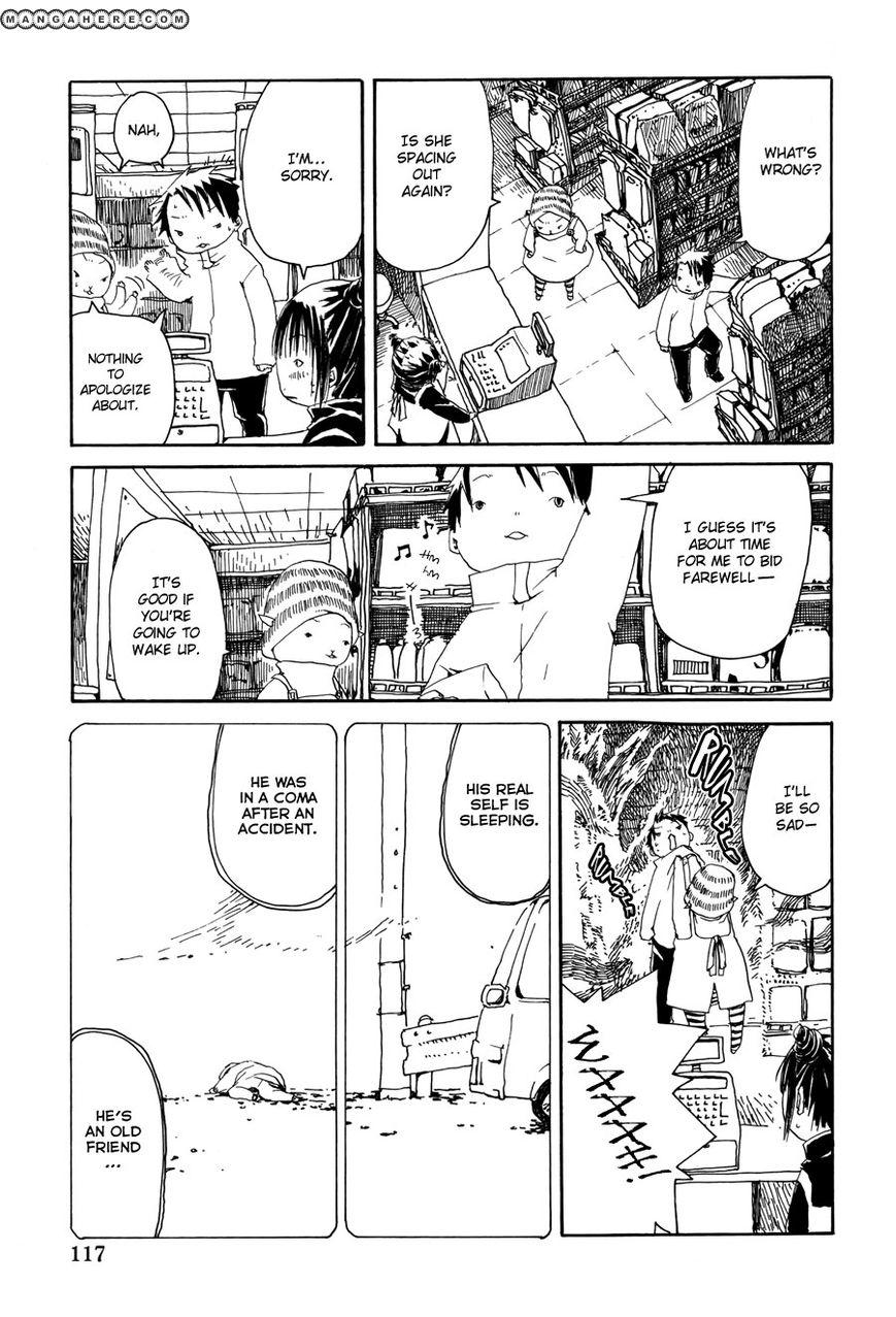 Yume no Soko 8 Page 3
