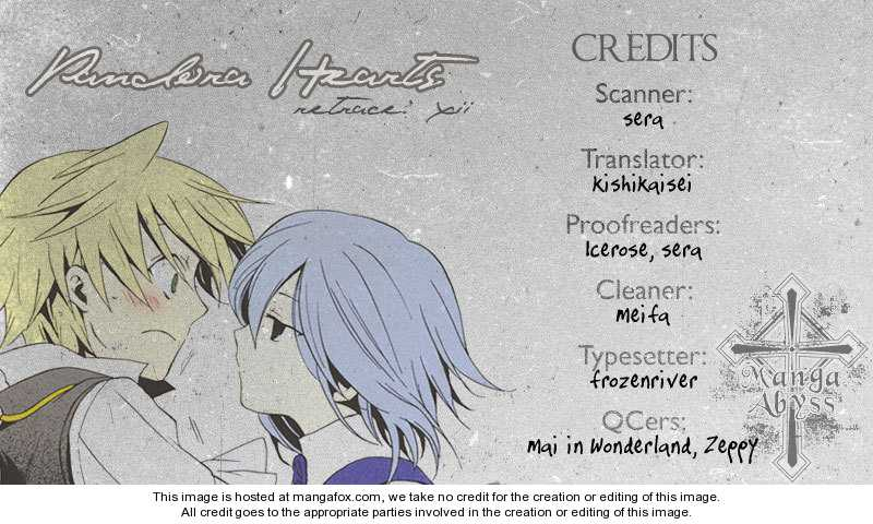 Pandora Hearts 12 Page 1