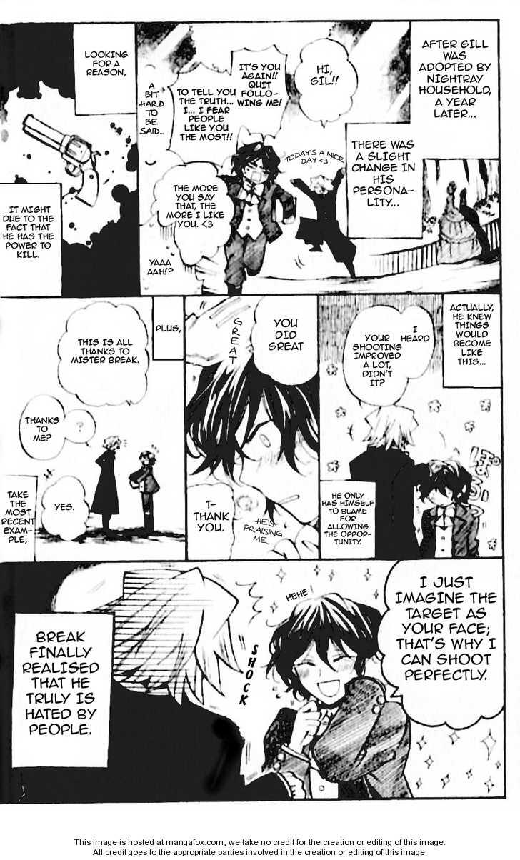Pandora Hearts 20 Page 2