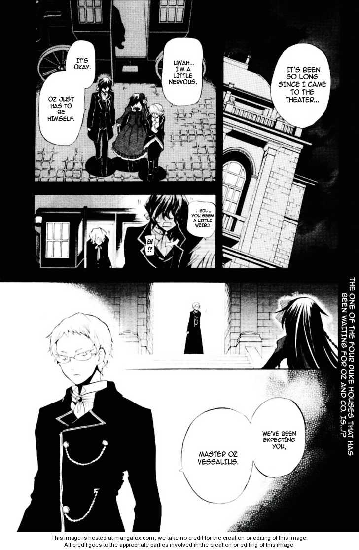 Pandora Hearts 29 Page 2