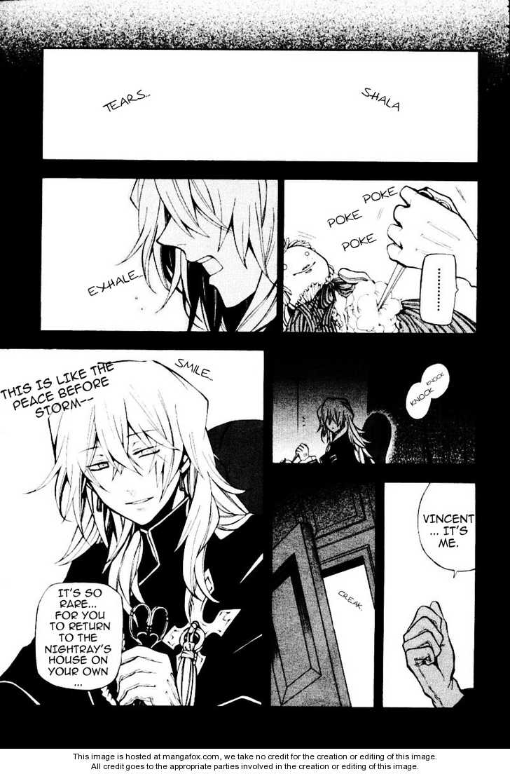 Pandora Hearts 33 Page 2