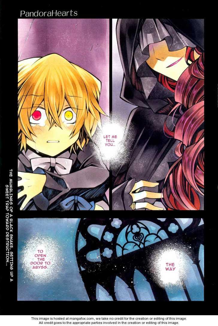 Pandora Hearts 39 Page 3