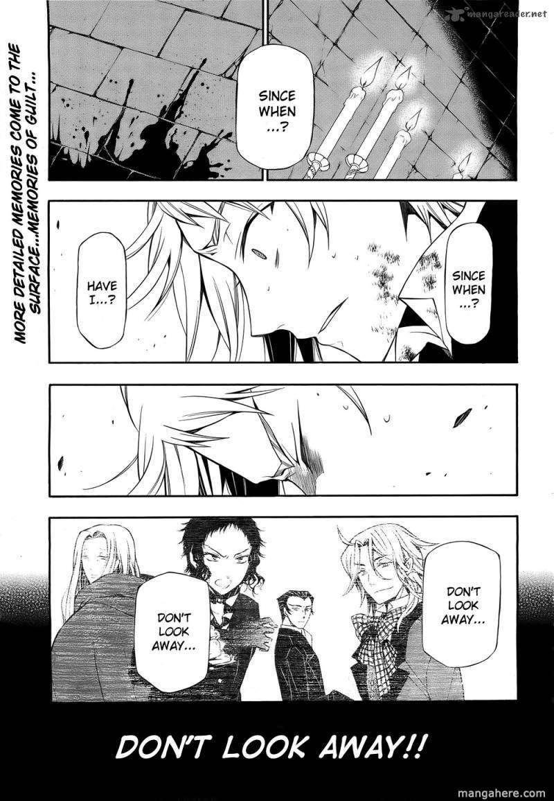 Pandora Hearts 58 Page 2