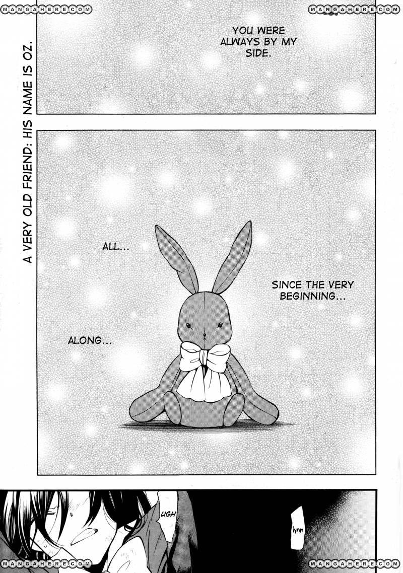 Pandora Hearts 74 Page 3