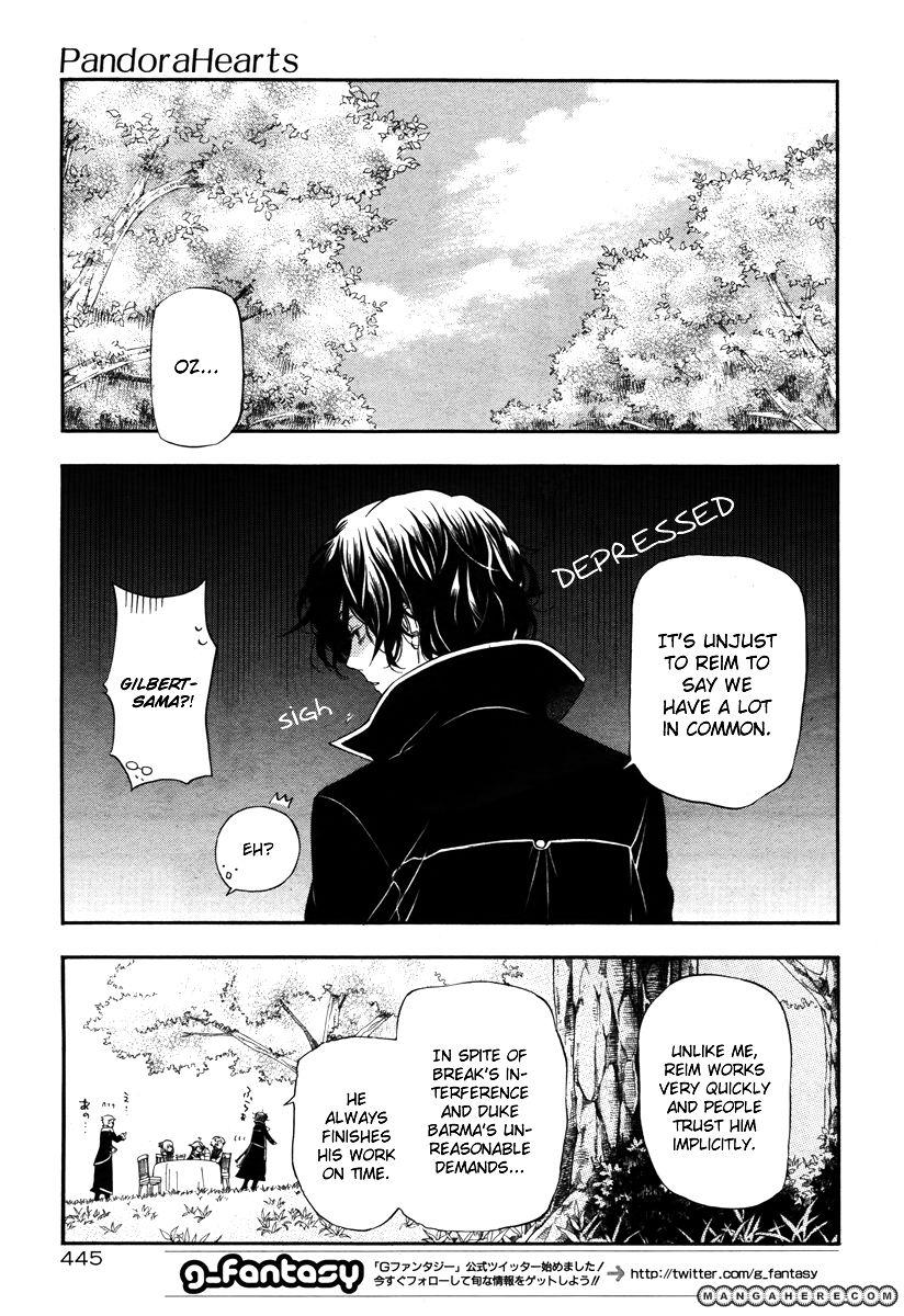 Pandora Hearts 80.5 Page 4