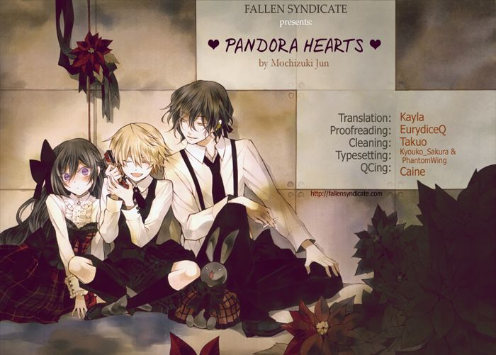 Pandora Hearts 87 Page 1