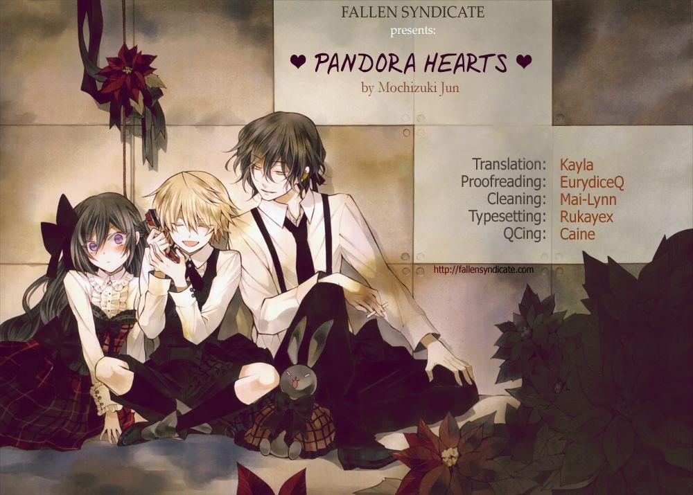 Pandora Hearts 93 Page 2