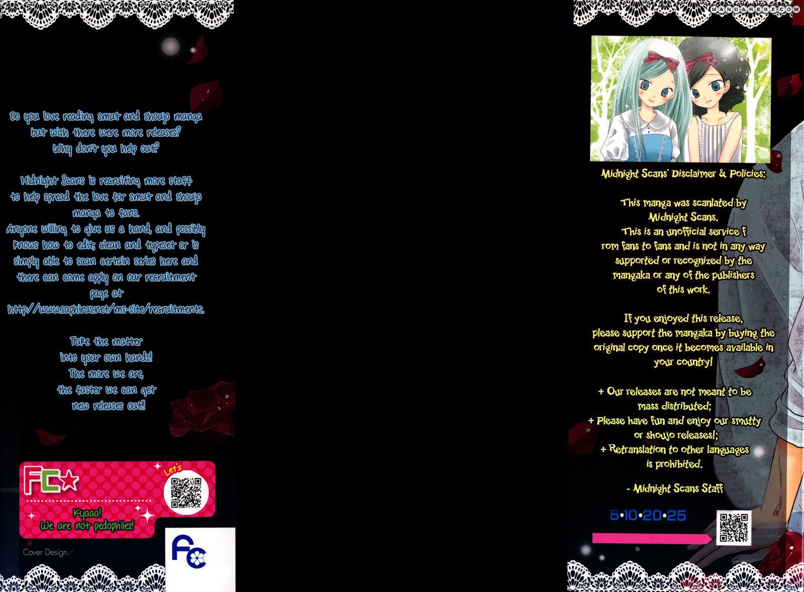 Majo no Koi wa Kindan to Haitoku de Tsukurareru 1 Page 4