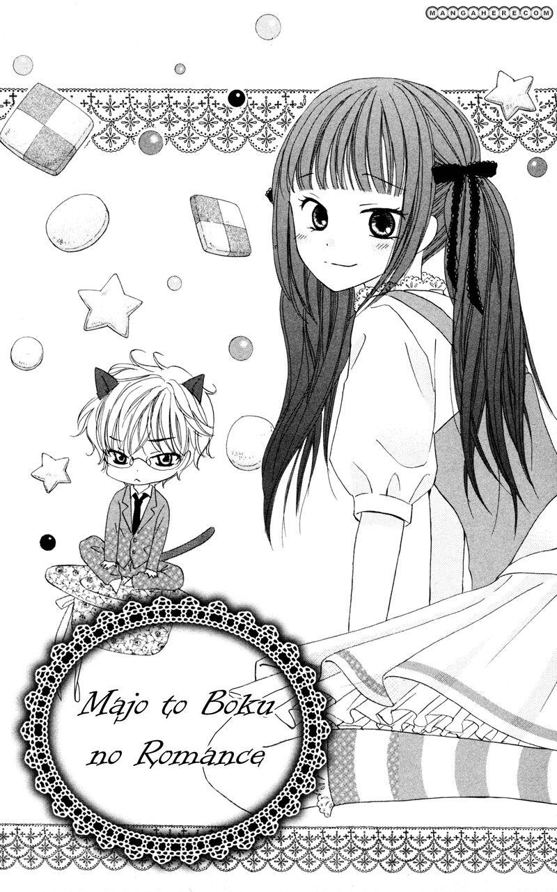 Majo no Koi wa Kindan to Haitoku de Tsukurareru 2 Page 3