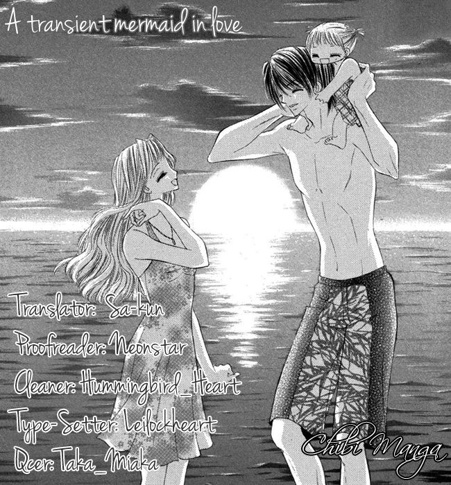 A Transient Mermaid in Love 1 Page 2