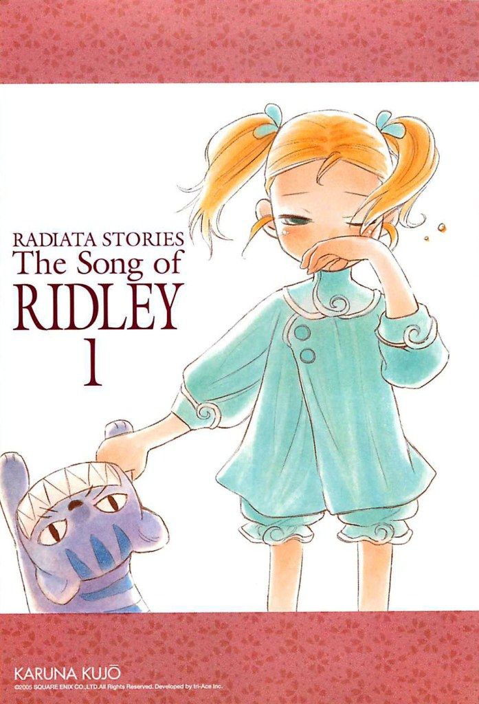 Radiata Stories - The Song of Ridley 1 Page 2