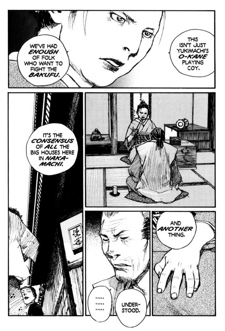 Blade of the Immortal 6 Page 4
