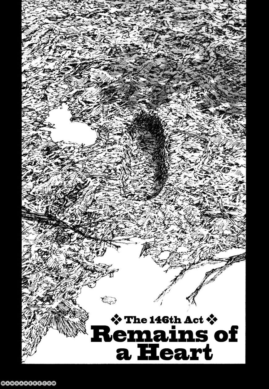 Blade of the Immortal 146 Page 1