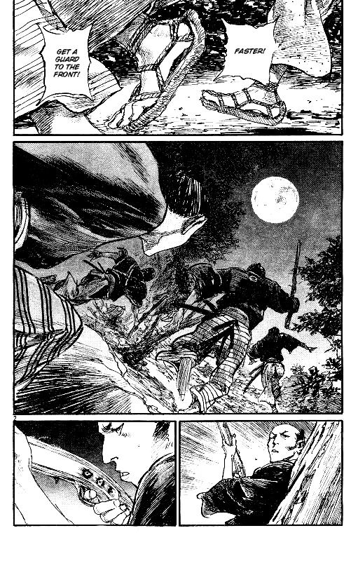 Blade of the Immortal 155 Page 2
