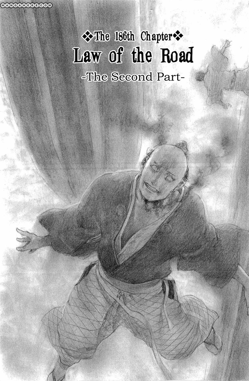 Blade of the Immortal 186 Page 2