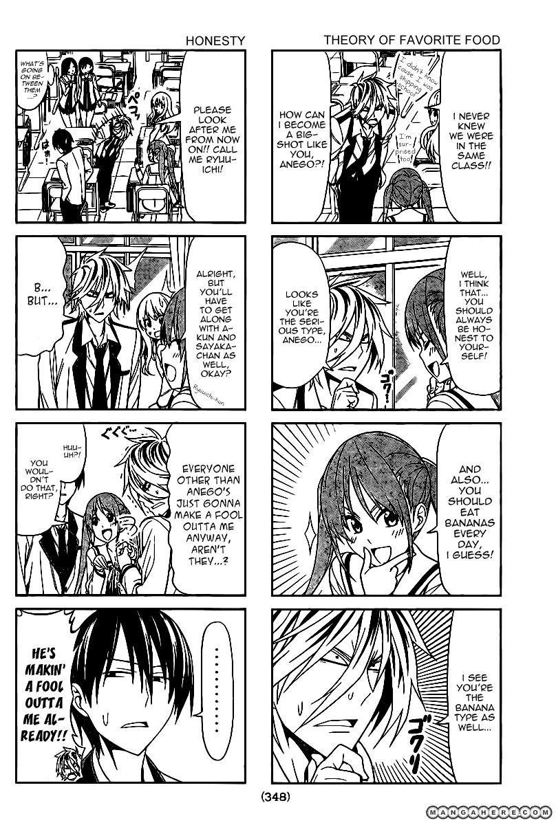 Aho Girl 6 Page 2