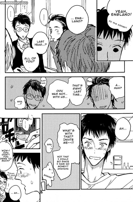 Odu-kun no Vita Sexualis 2 Page 2