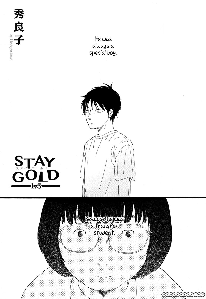 Stay Gold (Hideyoshico) 1.5 Page 2