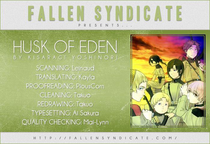 Husk Eden 15 Page 1