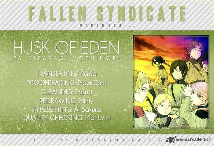 Husk Eden 16 Page 1