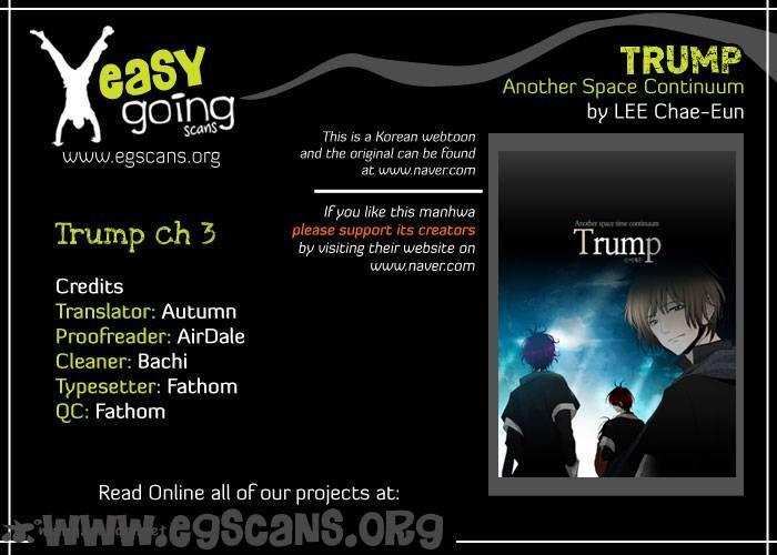 Trump (LEE Chae-Eun) 3 Page 1