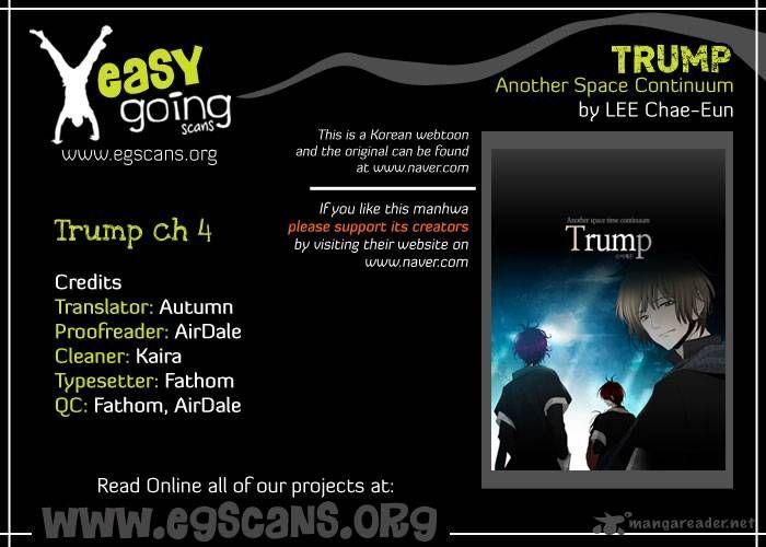 Trump (LEE Chae-Eun) 4 Page 1