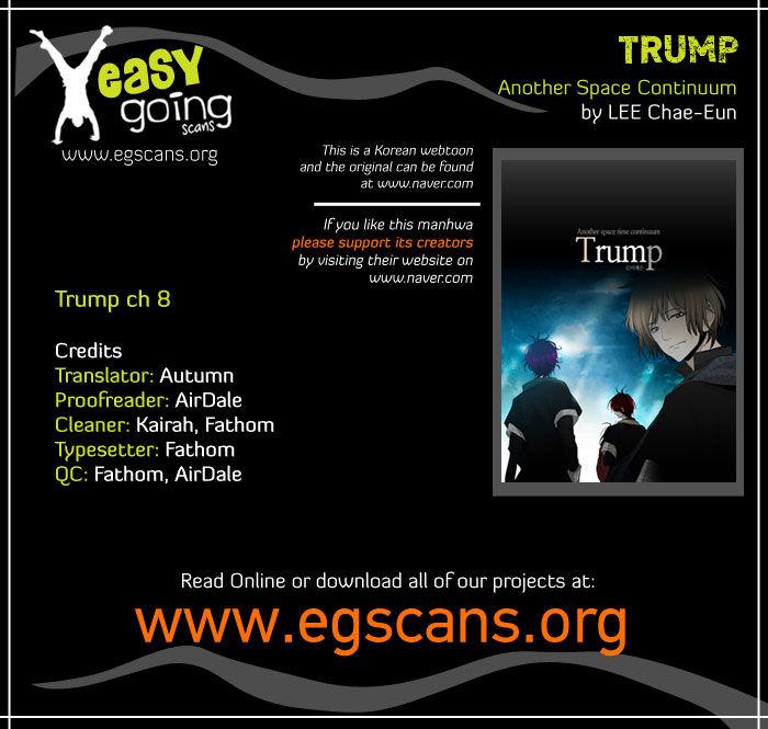 Trump (LEE Chae-Eun) 8 Page 1