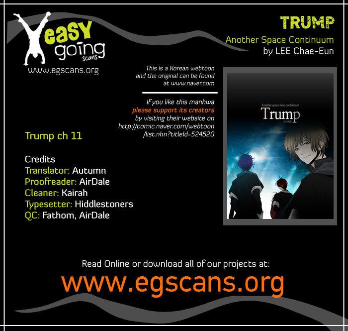 Trump (LEE Chae-Eun) 11 Page 1