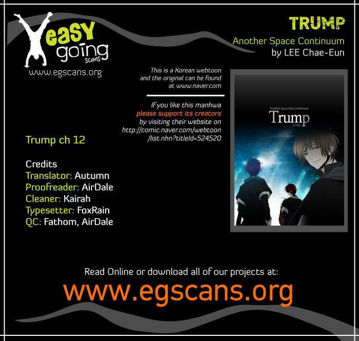 Trump (LEE Chae-Eun) 12 Page 1