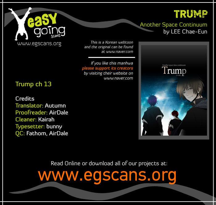 Trump (LEE Chae-Eun) 13 Page 1