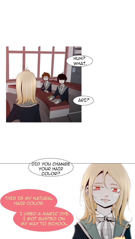 Trump (LEE Chae-Eun) 19 Page 1